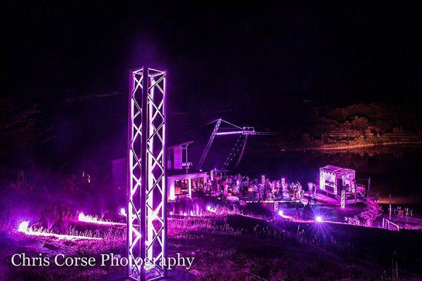 Musik-Festival House am See auf der Wasserski-Anlage Cable Park Rügen