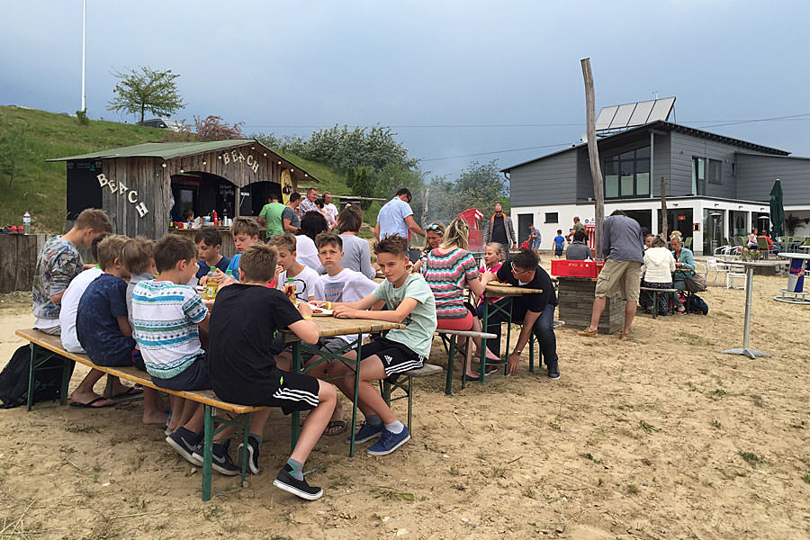 Kindergeburtstage feiern auf der Anlage von Cable Park Rügen