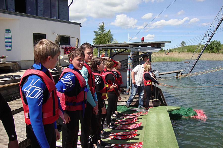 Wasserski- und Wakeboard-Angebote von Cable Park Rügen in Zirkow