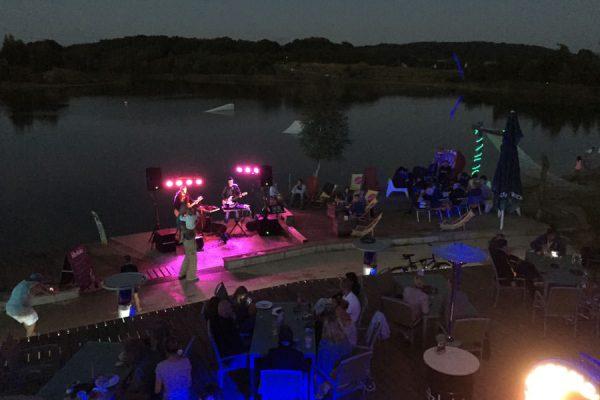 Musik-Events auf der Wasserski-Anlage Cable Park Rügen in Zirkow
