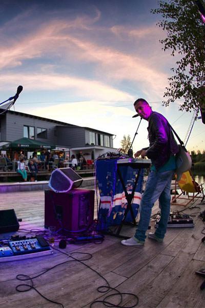 Musikveranstaltungen im Cable Park in Zirkow auf Rügen
